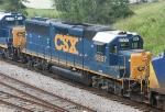 CSX 6897 on Q457