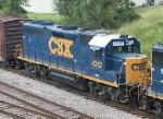 CSX 4312 on Q457