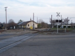SAL/ATW Freight Depot/Crossing
