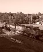 BNSF 7031