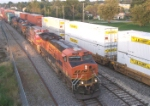 BNSF 7623