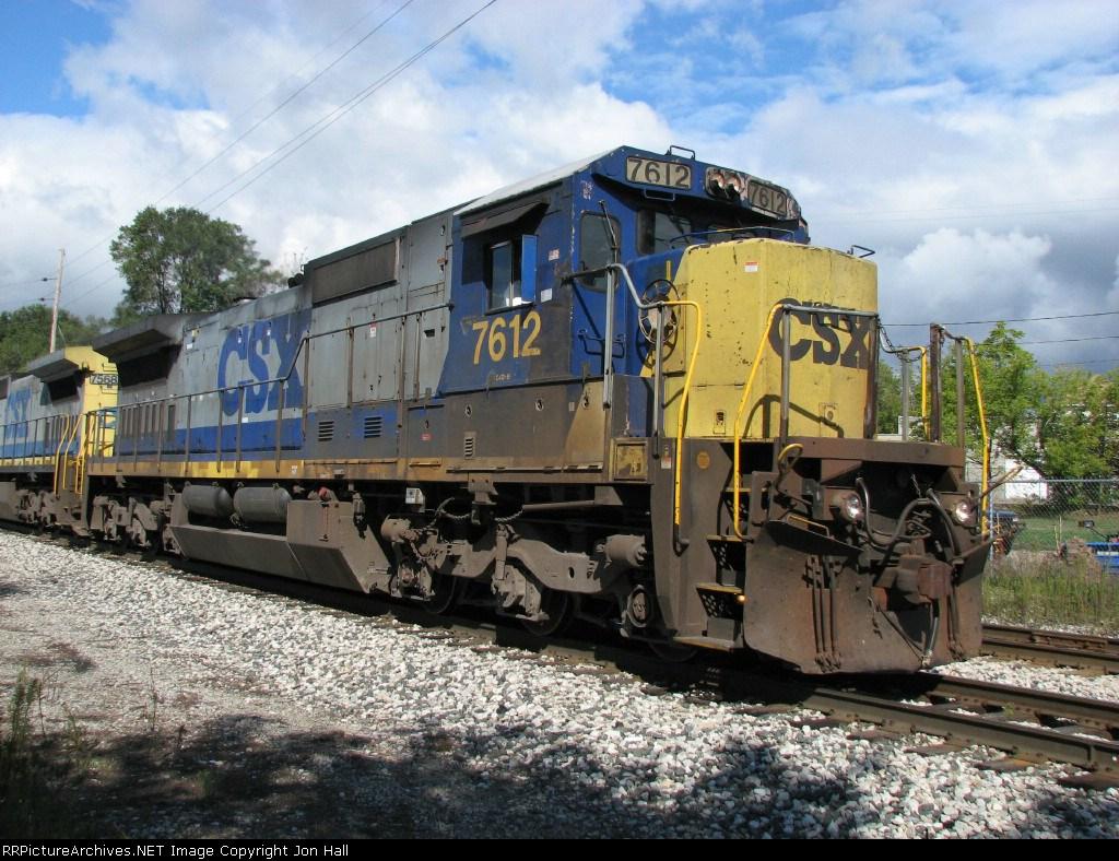 CSX 7612