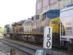 CSX 460 & 5349 at milepost 150