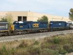 CSX 8506 & HLCX 7187