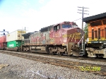 Faded war bonnet BNSF 894