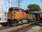 BNSF 5520 leads westbound