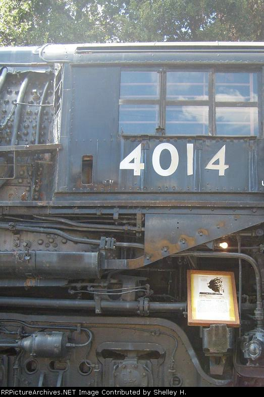 Upper View of #4014