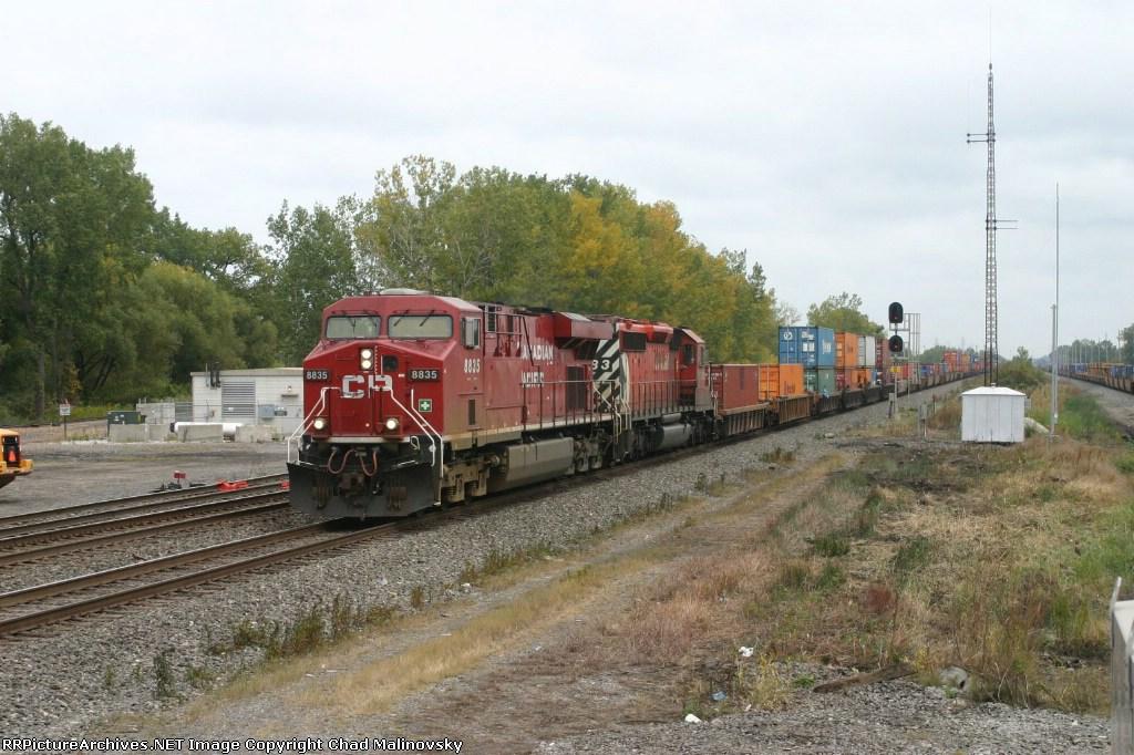 CP 8835 25T