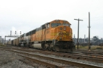 BNSF 8845 heads for the PM