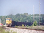 BNSF 4519 Takes Empty Hoppers East