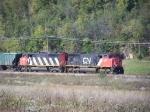 CN 5773 (SD75I) and CN 5534 (SD60F)