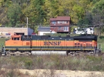 BNSF 970 In Heritage I Paint
