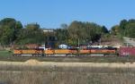 Westward Freight
