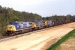 NB empty coal train
