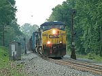 CSX SB Coal Train