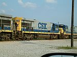 CSX 5919 hasn't moved for a while