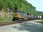 CSX Train Q541