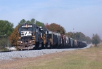 NS 5330 leading local on the GS&F