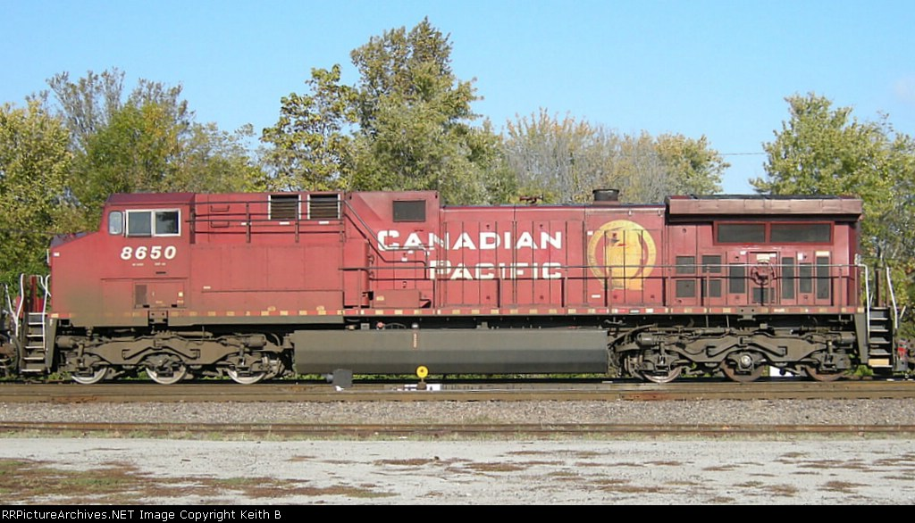 CP 8650