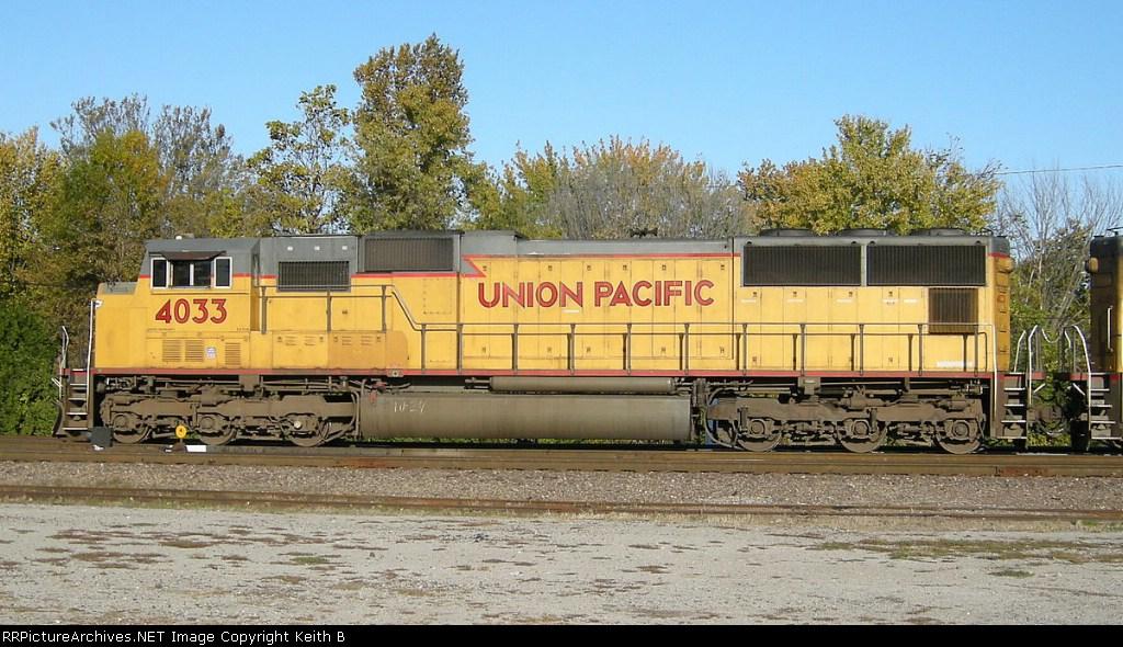 UP 4033