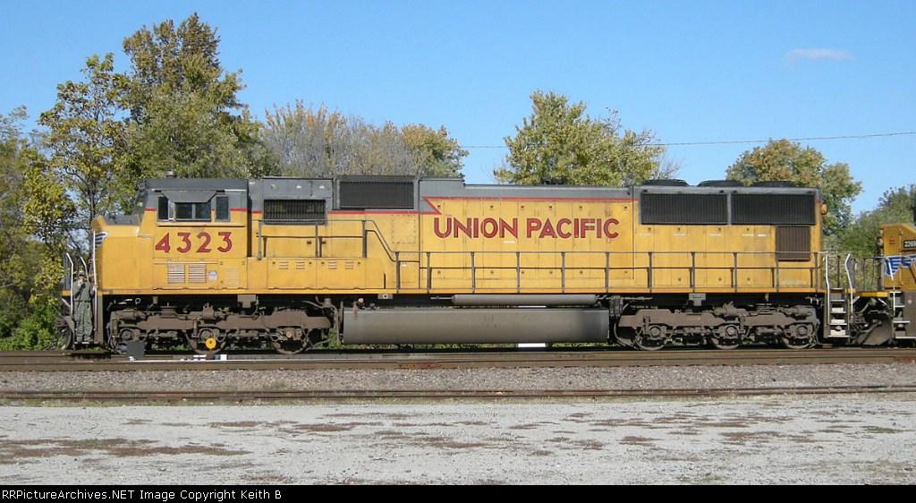 UP 4323