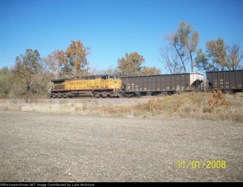 UP 7135 and CTRN 601331 same as UP 6651