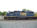 CSX 2544