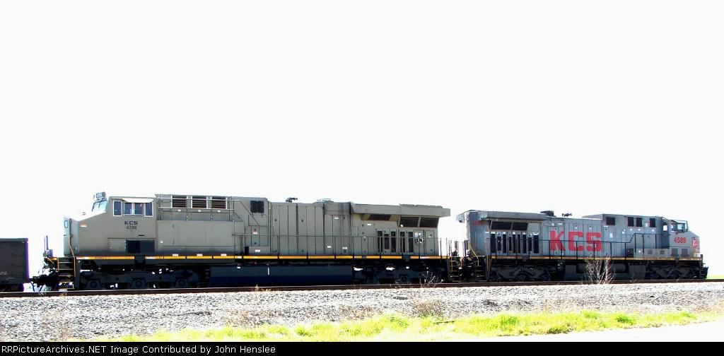 KCS 4706 & 4589
