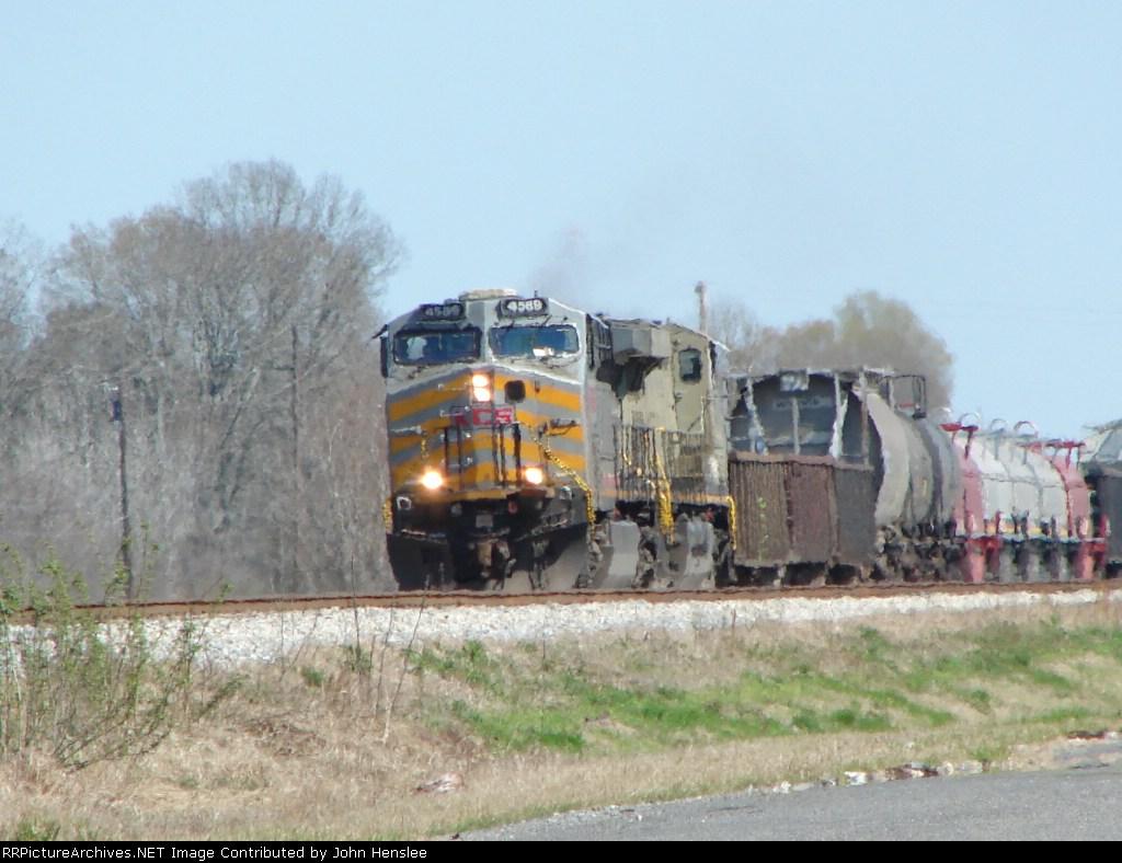 KCS 4589 & 4706