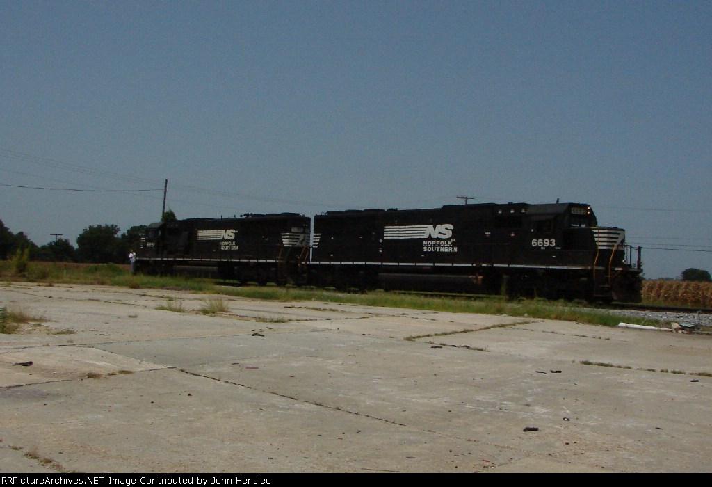 NS 6693 & 6651