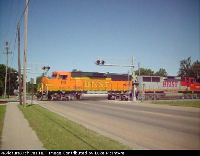 BNSF 110