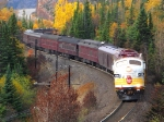 The Royal Canadian Pacific