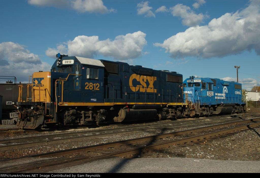 CSX 2812