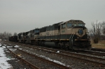 Norfolk Southern coal train NS 506