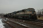 Norfolk Southern coal train NS 506