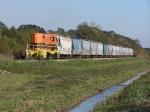 LDRR 1501 rice train
