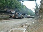 Another southbound freight