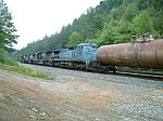 NS 8438 and Coors tank car