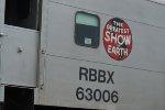 RBBX 63006 Westbound