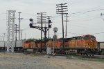 BNSF 4096 West