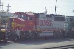 BNSF 101 Eastbound