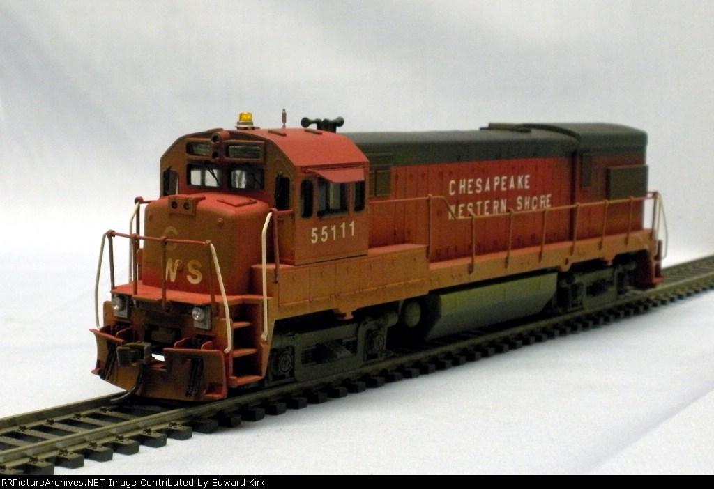 CWS U33B