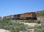 BNSF 5433 West, Steins Hill