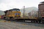 UP 5359 & DODX 40129 Southbound