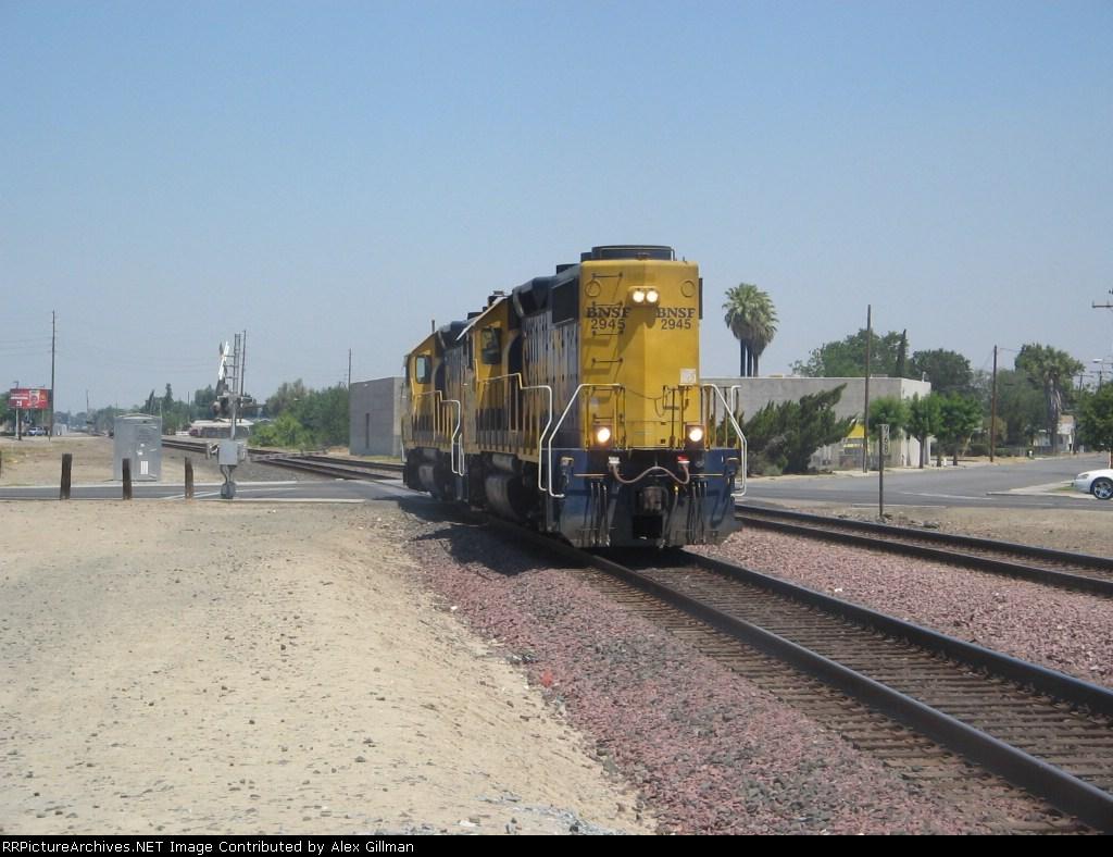 BNSF 2945 East