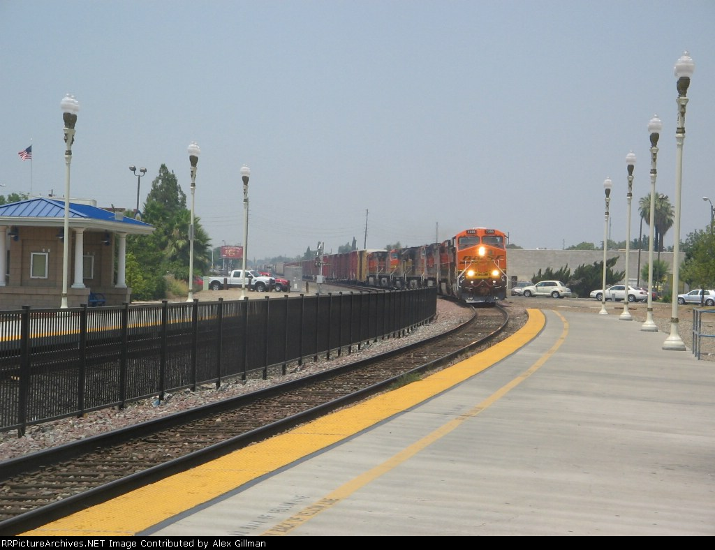 BNSF 7395 South