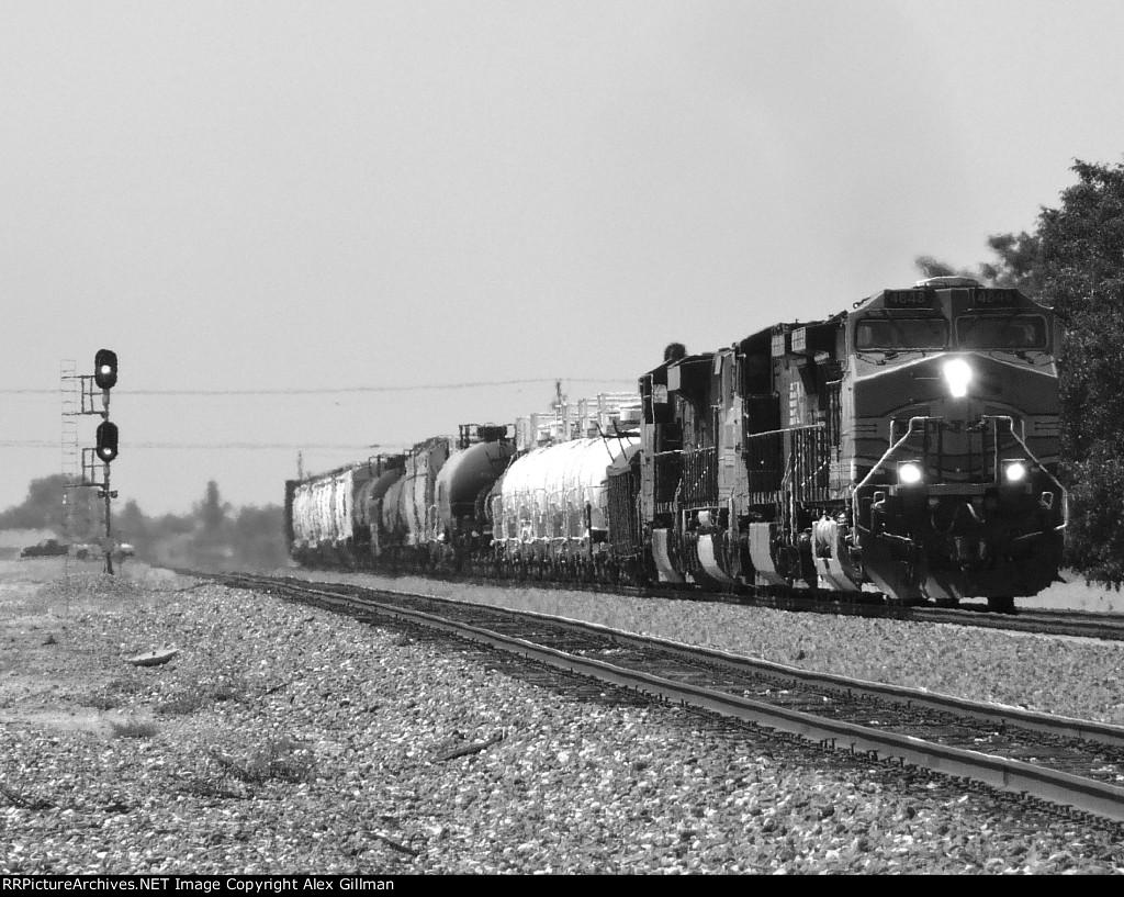 BNSF 4848 West
