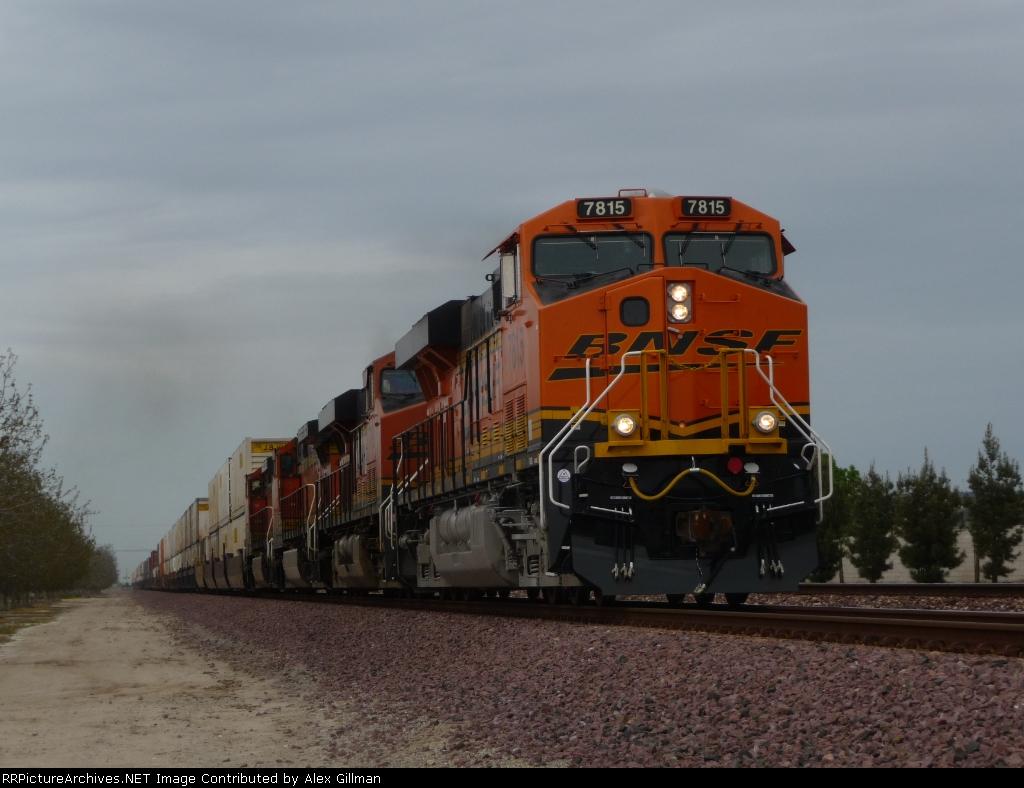 BNSF 7815 East