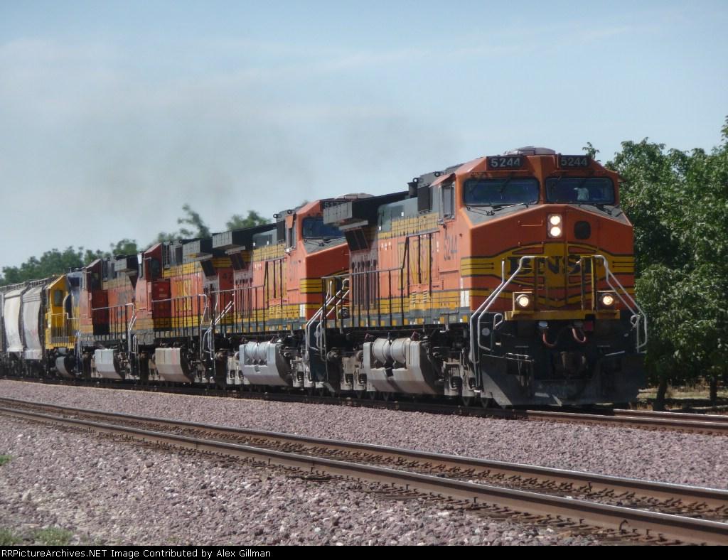 BNSF 5244 East