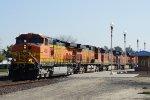 BNSF 4686 West